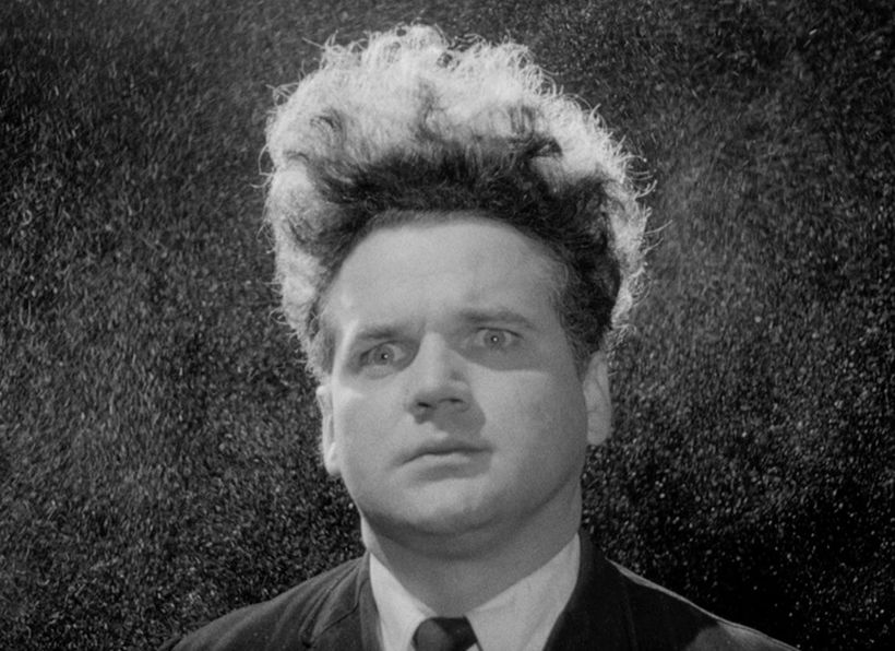 Watch the raw audience reactions to David Lynch film 'Eraserhead', 1977