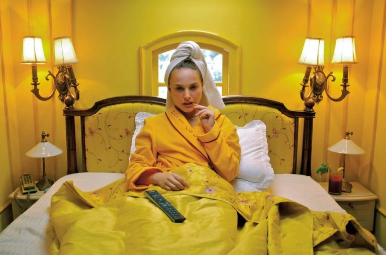 Exploring Wes Anderson's subtle use of red and yellow within his films