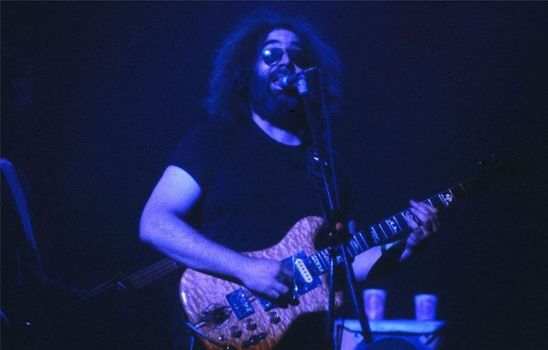 Listen to Jerry Garcia's isolated guitar on The Grateful Dead's 'Truckin""