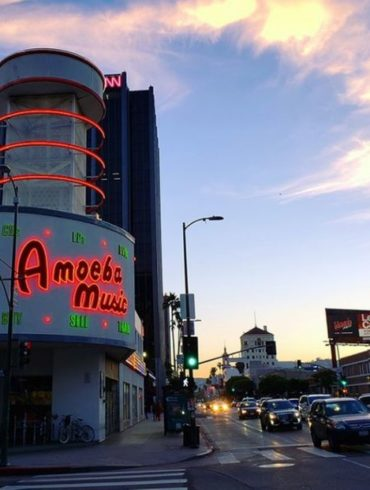 Amoeba Records won't reopen original Los Angeles shop