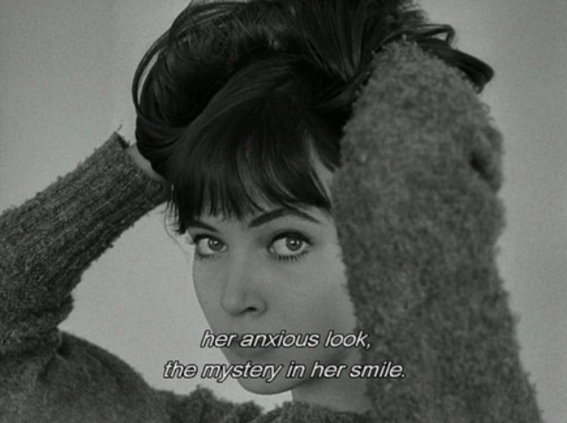Anna Karina's guide to being mesmerising