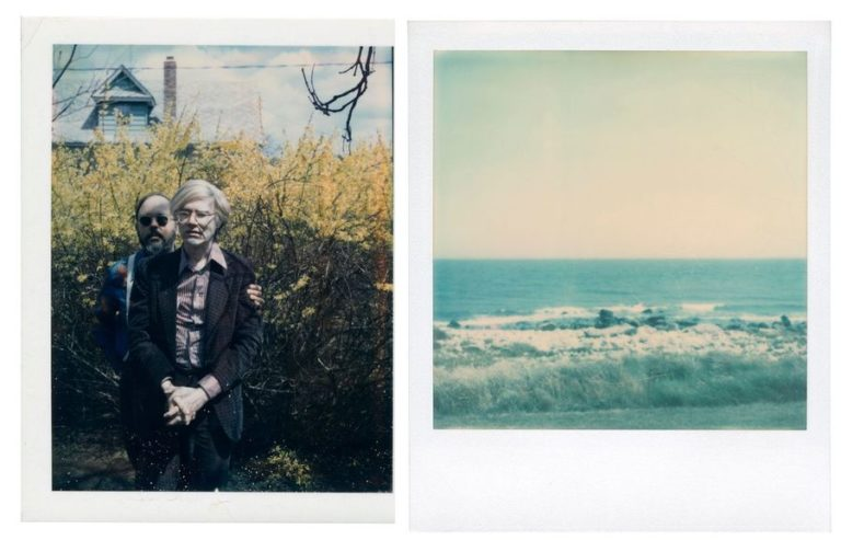 Christie's offer Andy Warhol's photographs to raise money for struggling artists