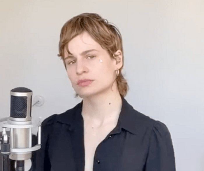 Christine and The Queens covers Travis Scott's 'Highest In The Room'