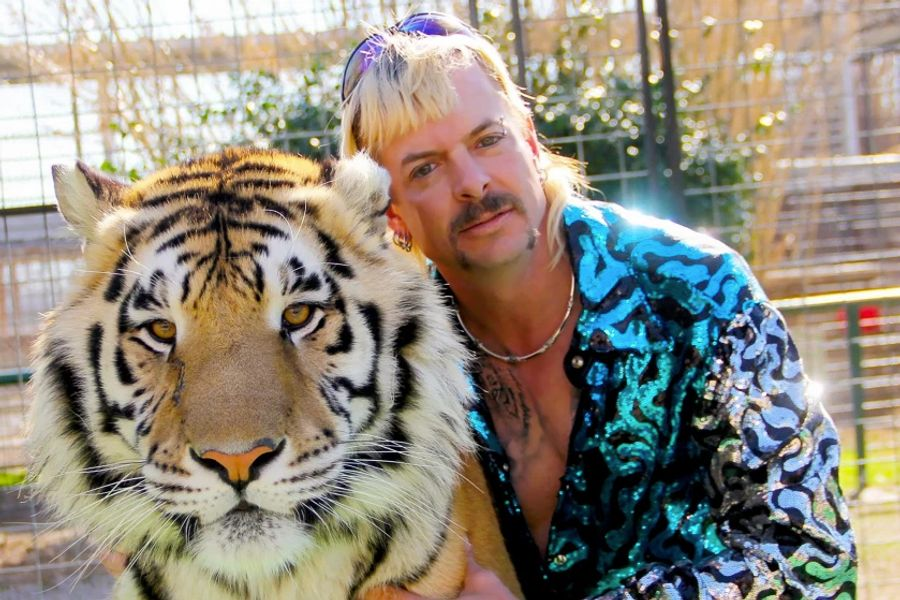 Exploring Netflix's 'Tiger King', Joe Exotic, with his six wildest music videos