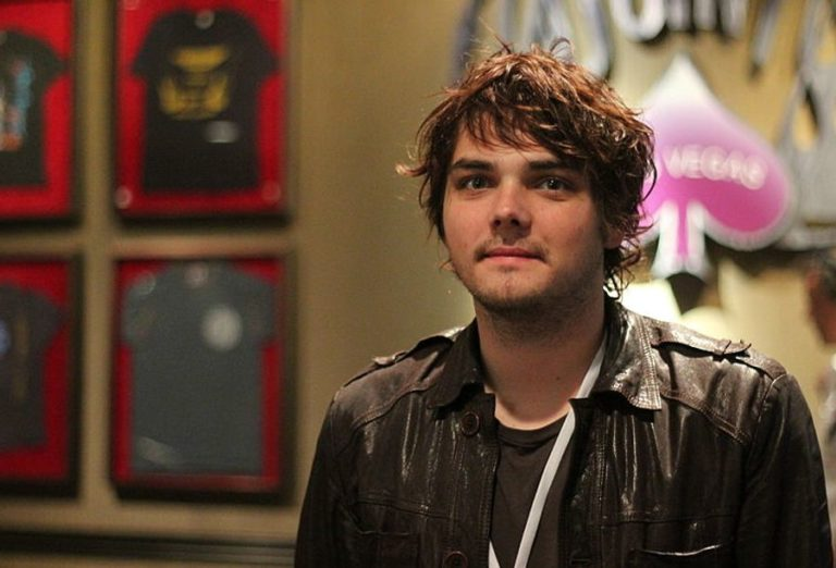 Gerard Way shares two new previosuly unreleased demos