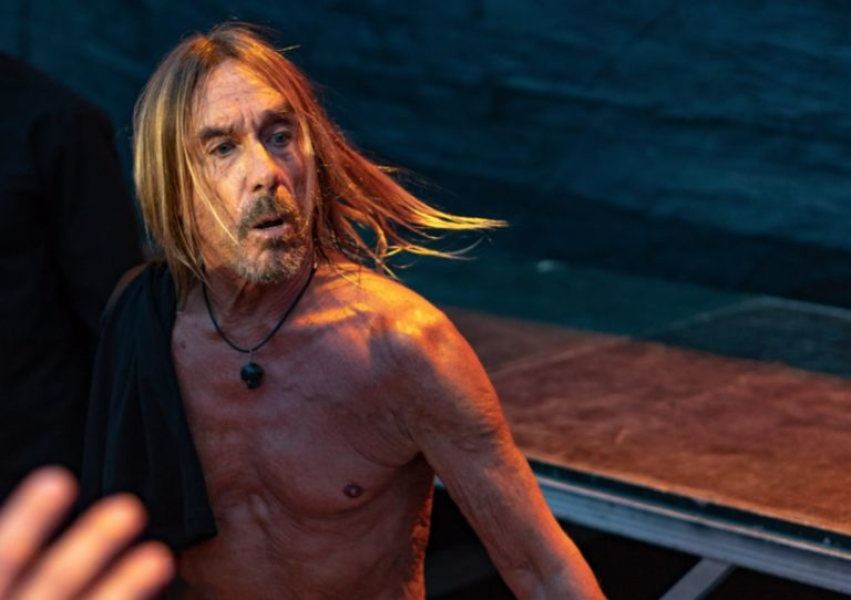 Iggy Pop covers 'Family Affair' to mark his 73rd birthday