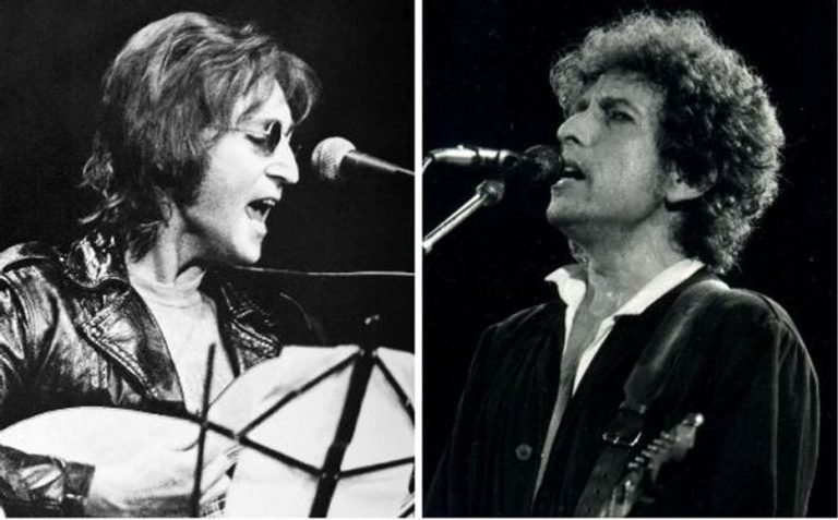 The letter Bob Dylan sent in defence of John Lennon and Yoko Ono