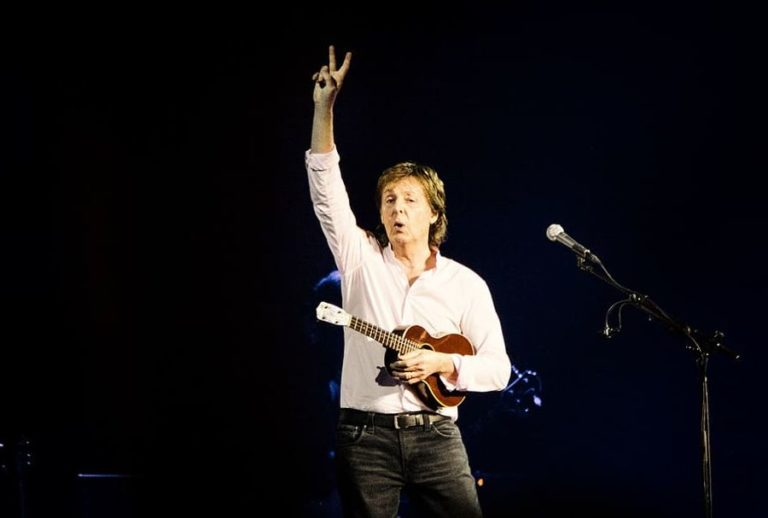 Paul McCartney says The Beatles were better than The Rolling Stones