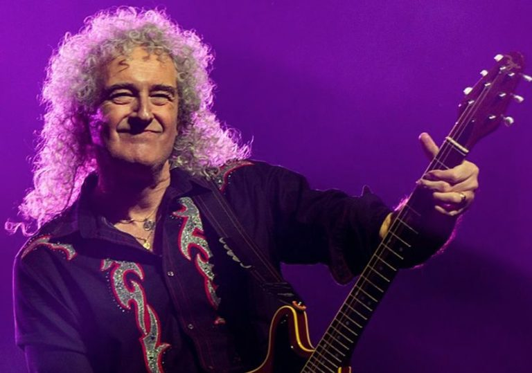 Queen guitarist Brian May blames meat-eaters for the rise of coronavirus