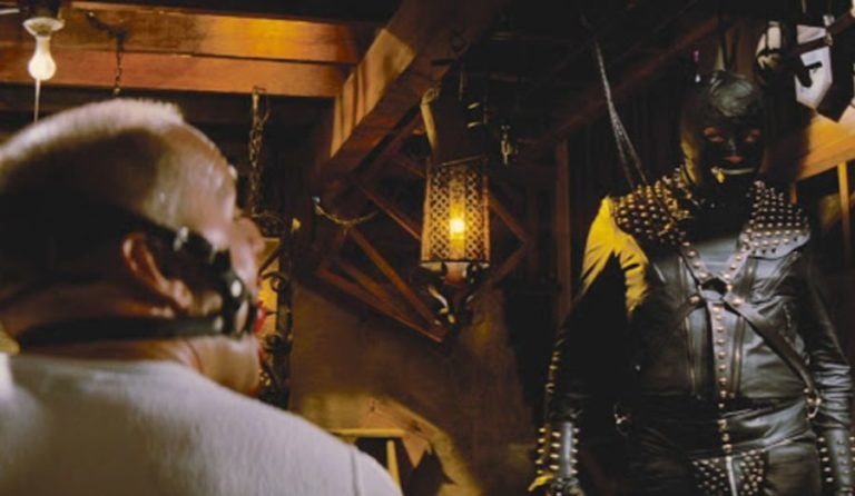 Quentin Tarantino explains the backstory of 'The Gimp' in 'Pulp Fiction'