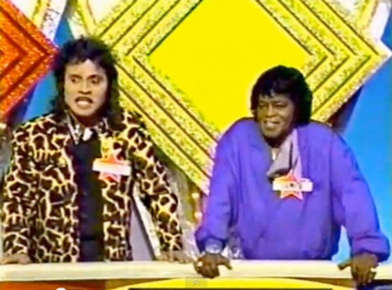 Remembering Weird Al Yankovic and James Brown's bizarre appearance on 'Wheel Of Fortune' in 1994