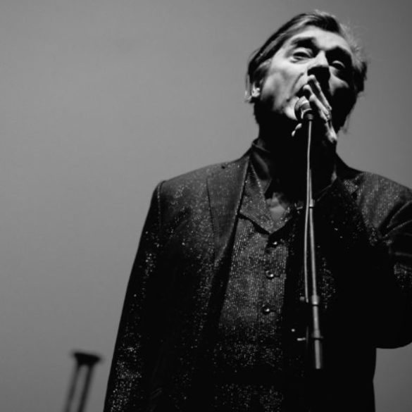 Remembering the bizarre moment former Bad Seeds member Blixa Bargeld cooked risotto on German TV