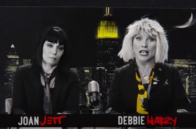 Remembering when Debbie Harry and Joan Jett predicted an upcoming apocalypse