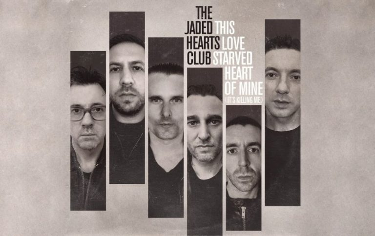 The Jaded Hearts Club share cover of Marvin Gaye's 'This Love Starved Heart Of Mine (It's Killing Me)'
