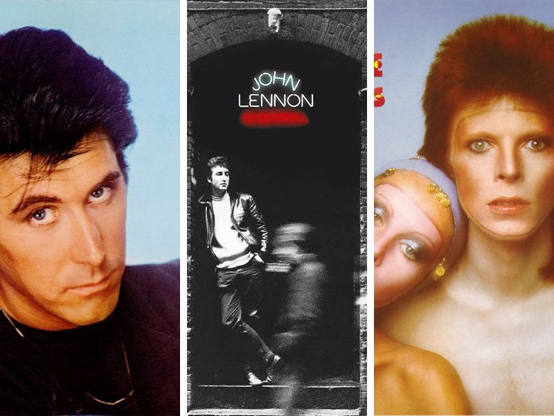From John Lennon to David Bowie: The 10 best covers albums ever