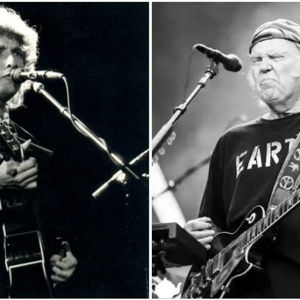 To help with the self-isolation boredom, we're stepping back into the Far Out Magazine vault to remember the moment Bob Dylan and Neil Young joined forces.