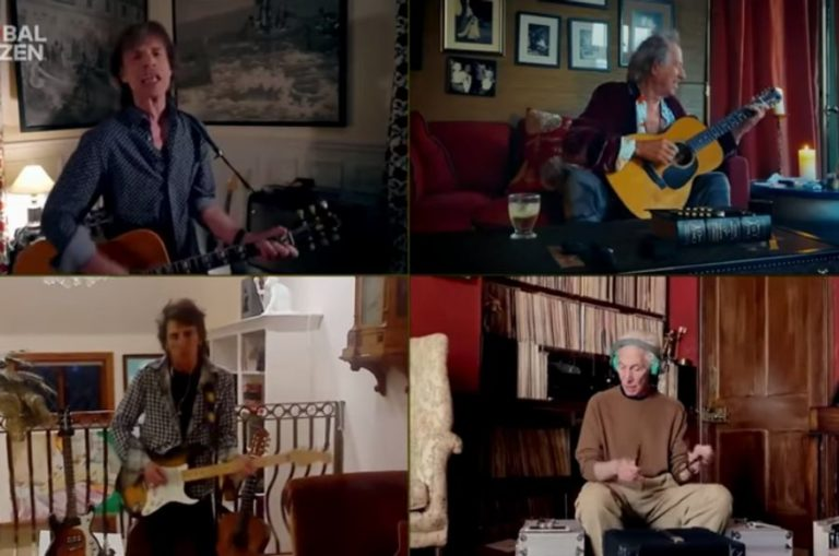 Watch the Rolling Stones perform 'You Can't Always Get What You Want' from home