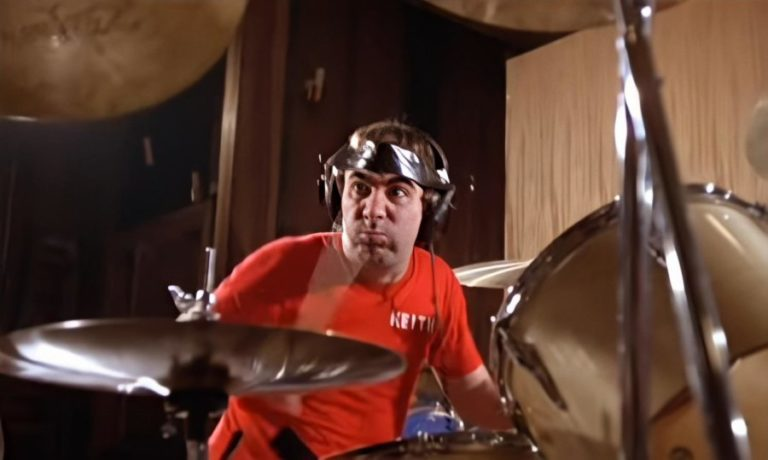 Hear the passion of Keith Moon in his isolated drums for The Who's 'Who Are You'