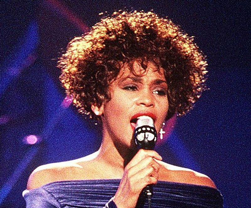 Whitney Houston biopic 'I Wanna Dance With Somebody' announced