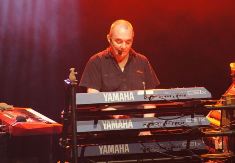 Dave Greenfield, the keyboardist of The Stranglers, has died after contracting coronavirus