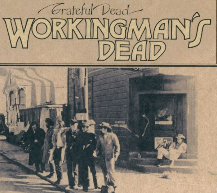 Grateful Dead are reissuing 'Workingman's Dead' for 50th anniversary