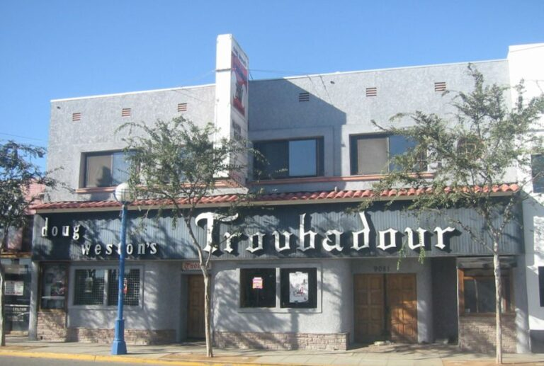 Historic Los Angeles venue Troubadour may not survive the pandemic