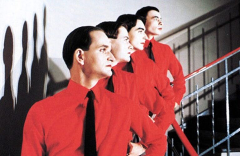 Kraftwerk's five best songs