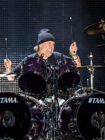 Lars Ulrich says Metallica could record a new album in quarantine