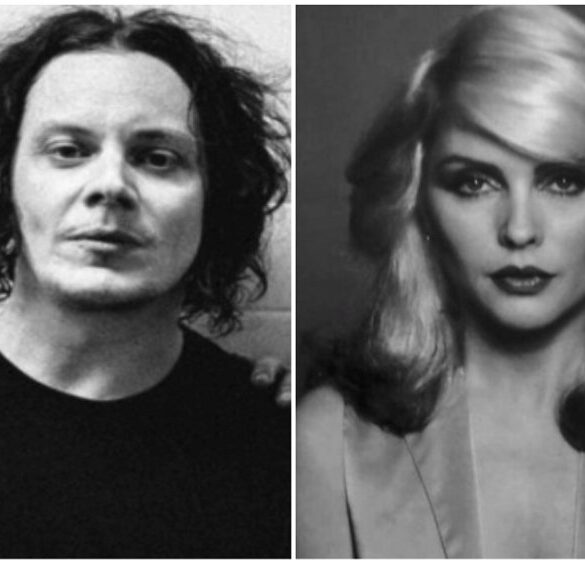 Listen to Jack White's cover of Blondie on rare cassette from the 1990s
