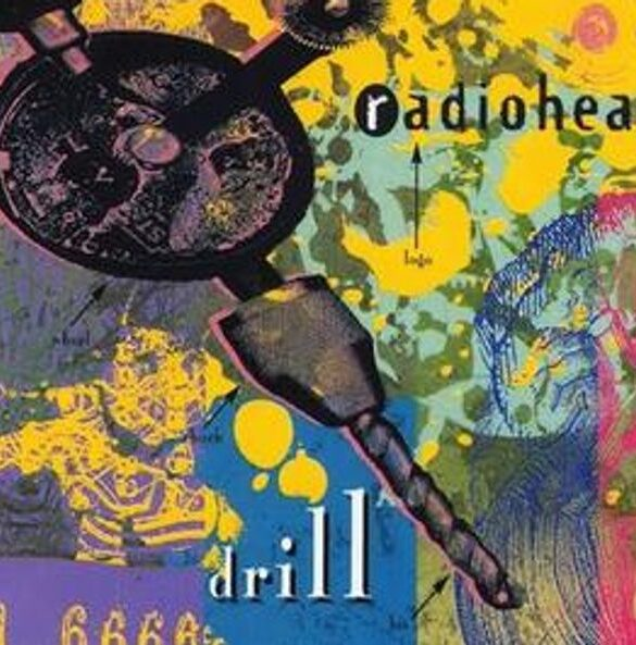 Listen to a pre-fame Radiohead's debut EP 'Drill'