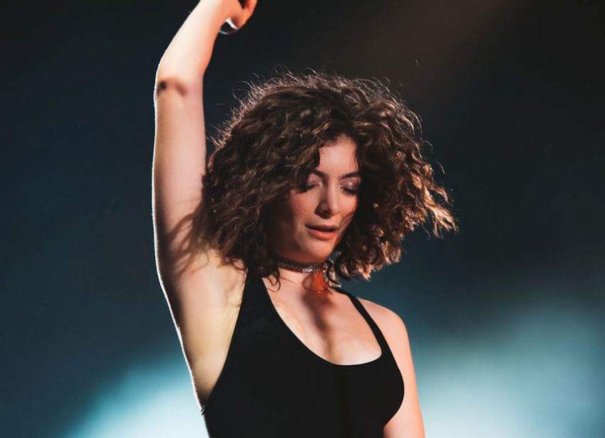 Lorde teases eagerly-anticipated third album