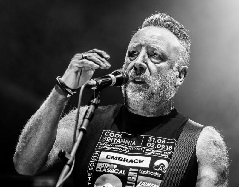 Peter Hook to host 'Unknown Pleasure' listening party with Tim Burgess