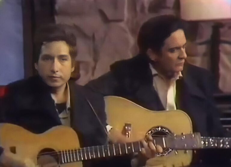 Revisiting Johnny Cash and Bob Dylan's iconic duet on 'Girl From The North Country'
