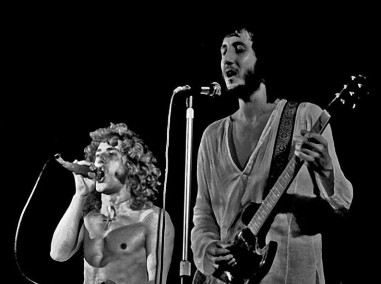 Revisiting The Who's magical medley of The Beatles songs while performing at the Shea Stadium, 1982