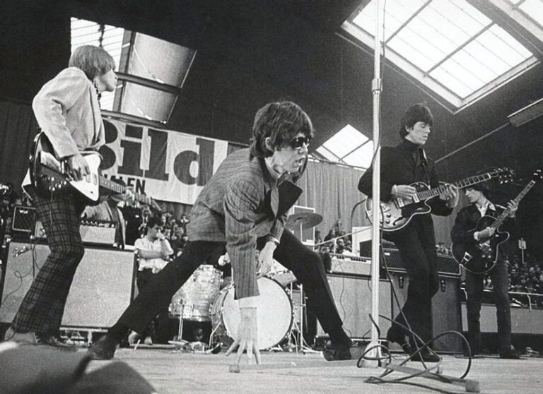 The Rolling Stones announce weekly archival footage series 'Extra Licks!'