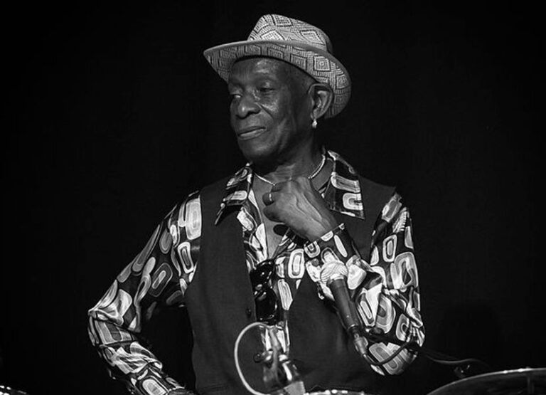 Tony Allen, iconic drummer and Afrobeat pioneer, has died aged 79