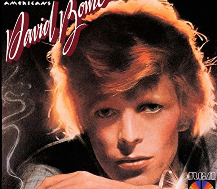 Why David Bowie was disappointed with the album cover of 'Young Americans'
