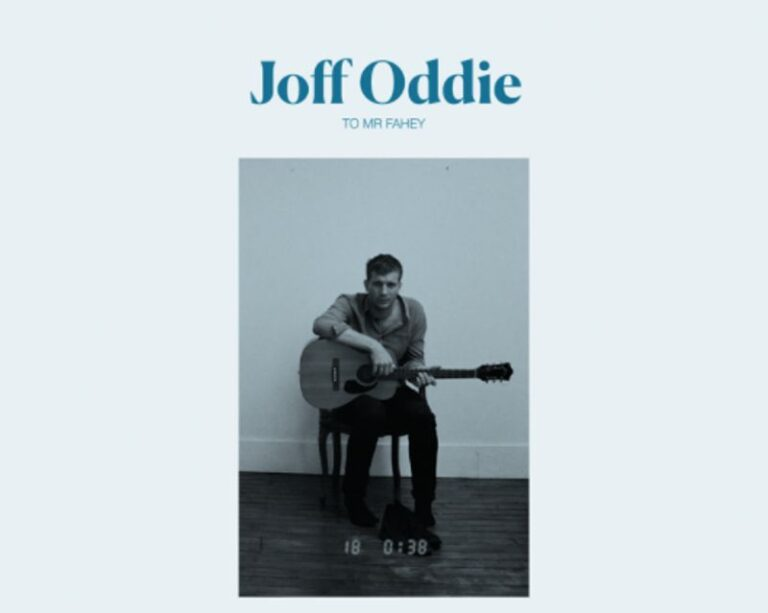 Joff Oddie, the Wolf Alice co-founder and guitarist, has released his debut solo album To Mr Fahey.