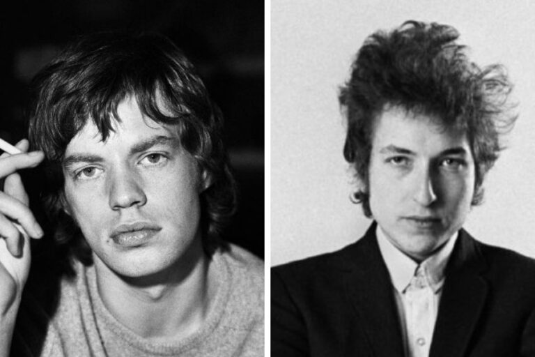 Bob Dylan names the 3 Rolling Stones songs he wishes he had written
