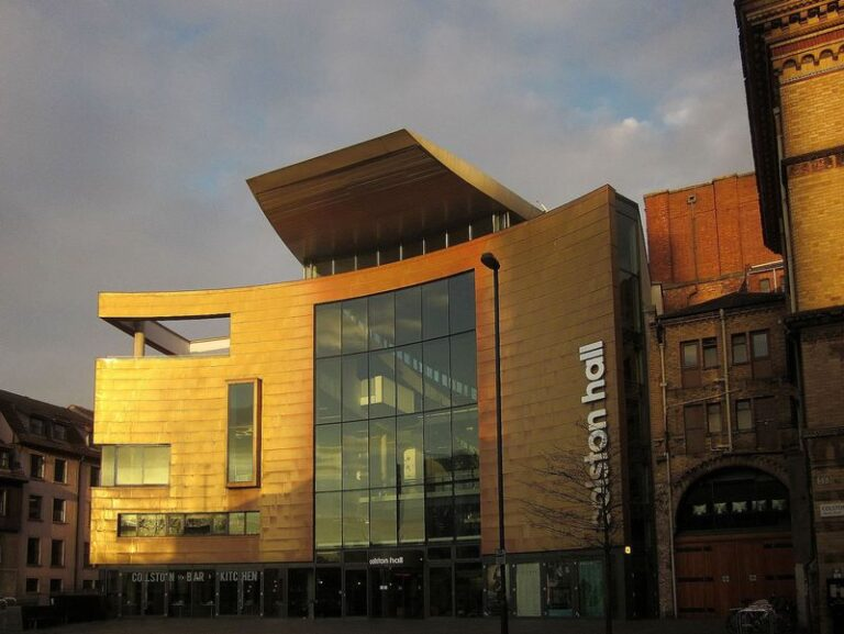 Bristol's Colston Hall removes name from building