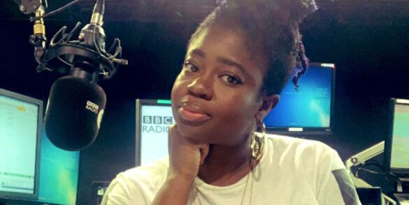 Clara Amfo's message on racism following George Floyd's death