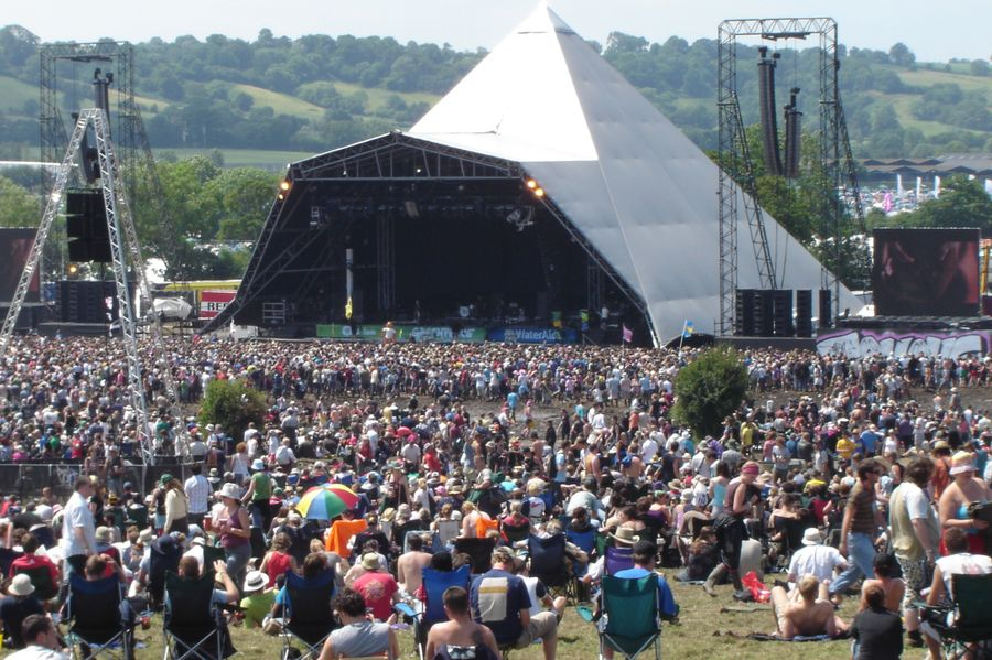 Glastonbury Festival share stage-by-stage playlists