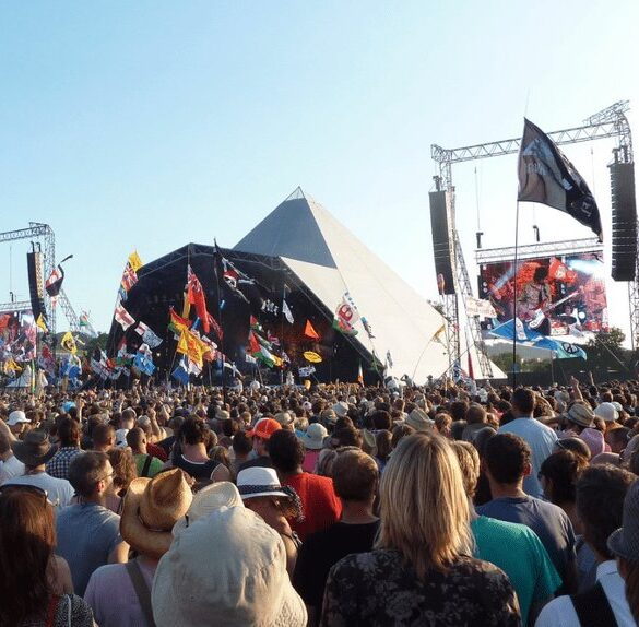 Glastonbury Festival virtual guide to celebrate 50th birthday