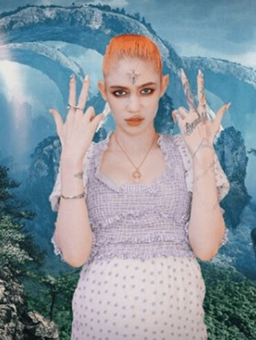 Grimes created a list of her favourite songs of all time