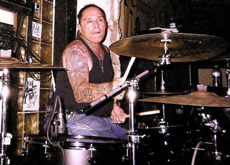 Joey Image, the iconic drummer of punk rock band The Misfits, has died aged 63