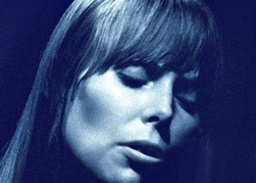 Ranking the songs on Joni Mitchell's album 'Blue' in order of greatness