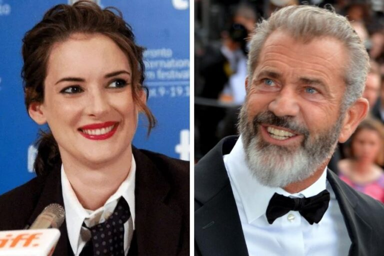 Mel Gibson responds to Winona Ryder's anti-semitic abuse allegations