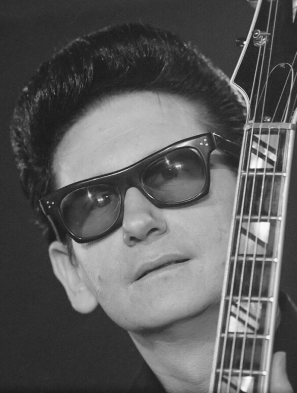 Roy Orbison played two shows in different countries on the same day