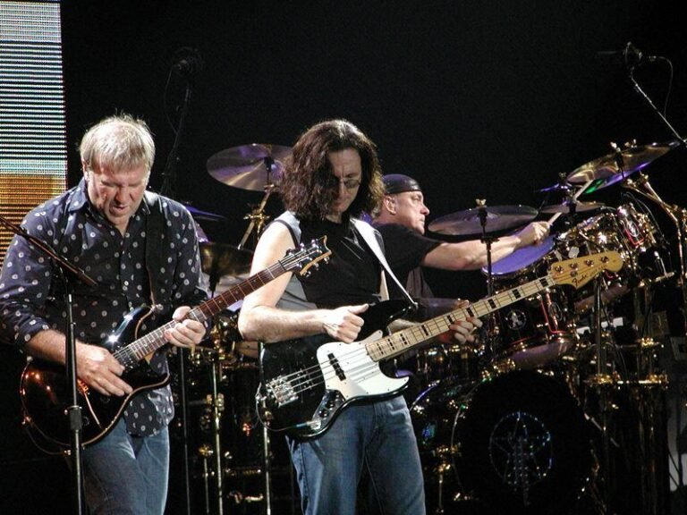 5 of Rush's greatest songs explained by Alex Lifeson, Neil Peart and Geddy Lee