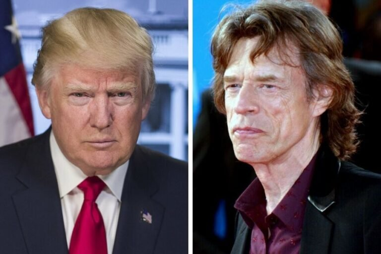The Rolling Stones threaten legal action against US President Donald Trump